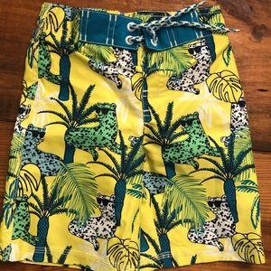 Brand new swim trunks